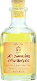Indiyra Skin Nourishing Therapy Olive Oil