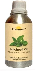 Devinez Patchouli Essential Oil, 100% Pure, Natural & Undiluted, 100-2127(100 ml)