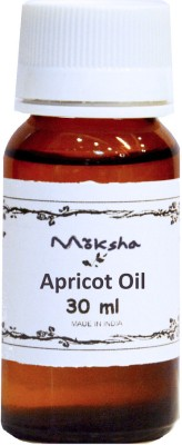 Moksha Apricot Oil - Cold Pressed
