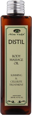 Aloe Veda Distil Slimming & Cellulite Treatment Body Massage Oil