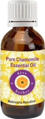 DèVe Herbes Pure Chamomile Essential Oil (5ml) - Matricaria Recutica