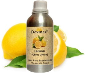 Devinez 250-2020, Lemon Essential Oil, 100% Pure, Natural & Undiluted
