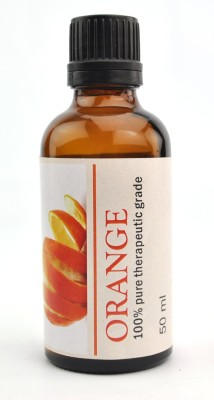 Karmakara 100% pure Therapeutic Grade undiluted essential oils in 50 ml Bottles-Sweet Orange
