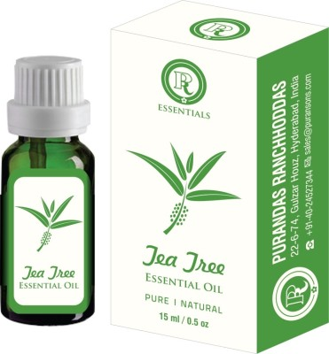 Purandas Ranchhoddas Prs Tea Tree Essential Oil 15ml
