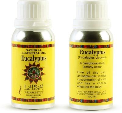 Lasa Aromatics essential oil eucalyptus