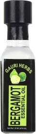 GAURI HERBS Bergamot Essential Oil