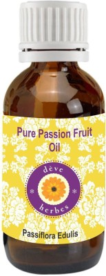 Deve Herbes Pure Passion Fruit Oil 15ml (Passiflora Edulis)