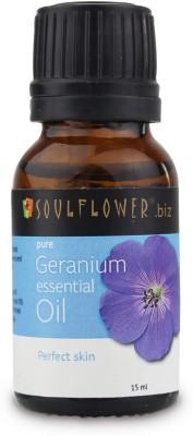 Soulflower Geranium Essential Oil