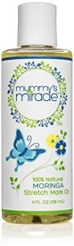 Mummy's Miracle Moringa Stretch Mark removal oil and scar reducer(118 ml)