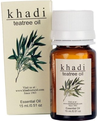 khadi Natural Tea-tree Essential Oil