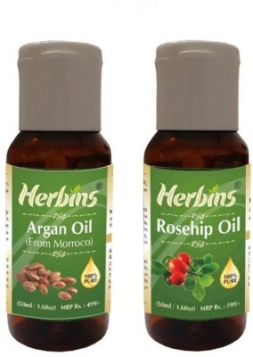 Herbins Essential Oil (Argan & Rosehip)