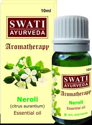 Swati Ayurveda Essential Oil Bergamot (Citrus Bergomio)