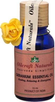 Oilcraft Naturals Geranium Essential Oil