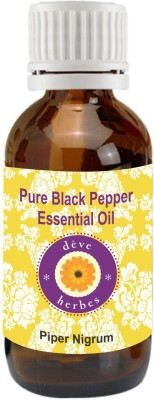 DèVe Herbes Pure Black Pepper Essential Oil – Nigrum
