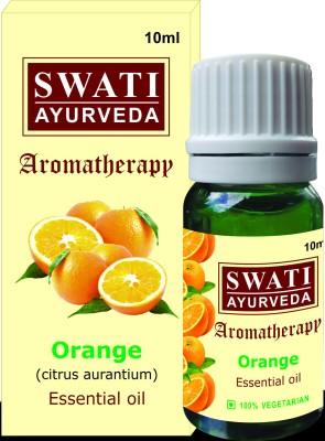 Swati Ayurveda Essential Oil Orange (Citrus Aurantium)