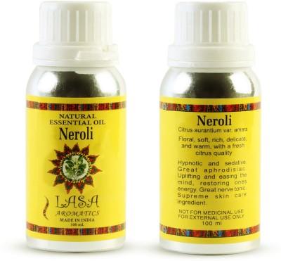 Lasa Aromatics essential oil neroli