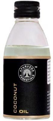 Ayurveda Essentials 100% Pure, Virgin (Cold Pressed) Coconut Oil