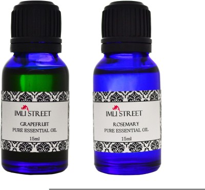 Imli Street Grapefruit & Rosemary Essential Oil