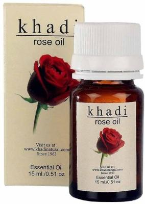 Khadi Natural Rose Essential Oil(15 ml)