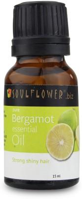 Soulflower Bergamot Essential Oil