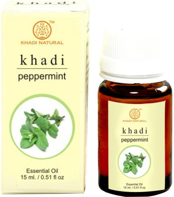 Khadi Peppermint Essential Oil