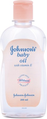 Johnson's Baby Baby Oil with Vitamin