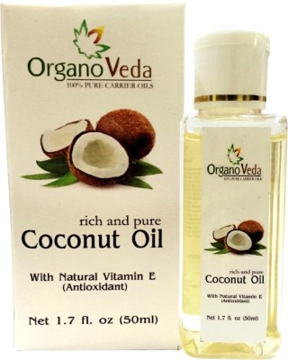 Organo Veda Pure Carrier Coconut Oil