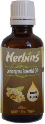Herbins Lemongrass Essential Oil-50ml