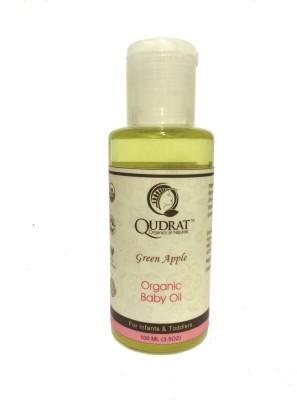 Qudrat Organics & Naturals Organic Baby Oil