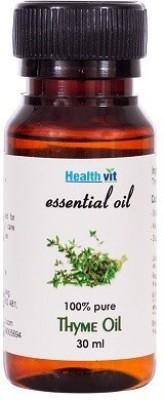 Healthvit Thyme Essential Oil-30ml