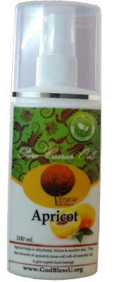 God Bless U CO-APRICOT-100ML