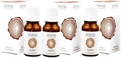 Aroma Treasures Rosewood Essentail Oil 10ml (Pack Of 3)