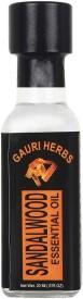 GAURI HERBS Sandalwood Essential Oil