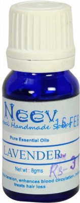 Neev Handmade Soaps Lavender Oil