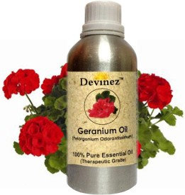 Devinez 100-2046, Geranium Essential Oil, 100% Pure, Natural & Undiluted