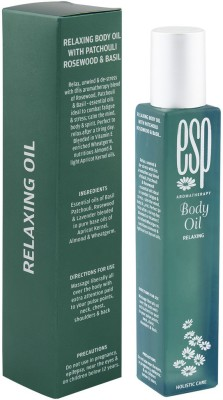 ESP Relaxing Skin & Bath Oil