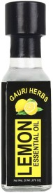 GAURI HERBS Lemon Essential Oil