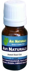 Avi Naturals Sweet Basil Oil