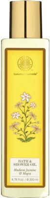 Forest Essentials Bath & Shower Oil Madurai Jasmine & Mogra
