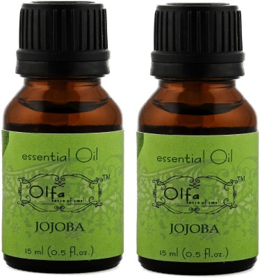 Olfa Jojoba Essential Oil Combo(Pack Of 2) 15ml+15ml