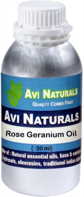 Avi Naturals Rose Geranium Oil