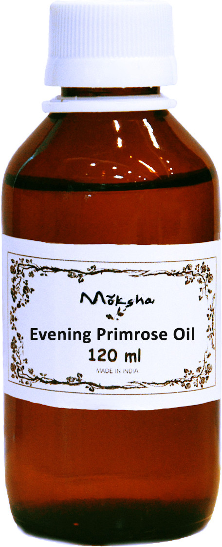 Moksha Evening Primrose Oil - Cold Pressed(120 ml)