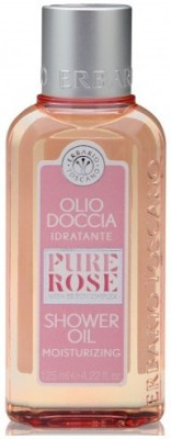 Erbario Toscano Sensuous Rose Moisturizing Shower Oil