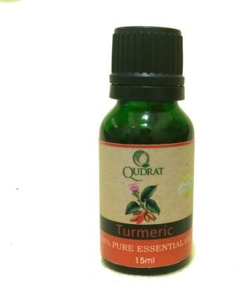 Qudrat Organics & Naturals Turmeric Essential Oil
