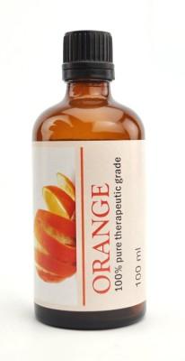 Karmakara 100% Pure Therapeutic Grade Undiluted Essential Oils In Bottles-Sweet Orange
