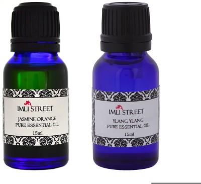 Imli Street Jasmine Orange & Ylang Ylang Essential Oil