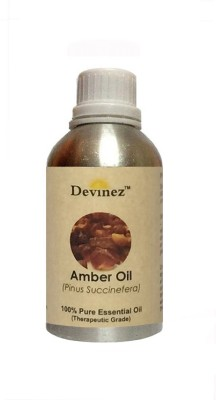 Devinez Amber Essential Oil, 100% Pure, Natural & Undiluted, 100-2053