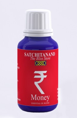 SATCHITANAND Money Essential Oil Blend