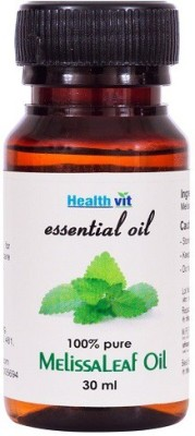 Healthvit Melissa Leaf Essential Oil - 30ml