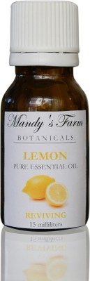 Mandy's Farm Pure Lemon Essential Oil - All Natural!